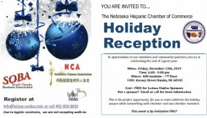 Latinas Unidas Holiday Reception